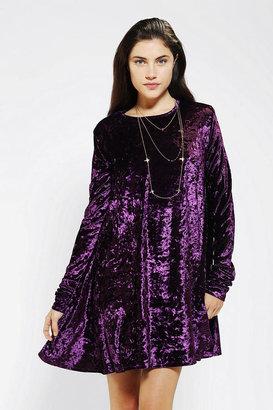 Bitching & Junkfood Algardi Velvet Swing Dress