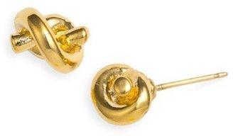 Women's Kate Spade New York 'Sailors Knot' Mini Stud Earrings