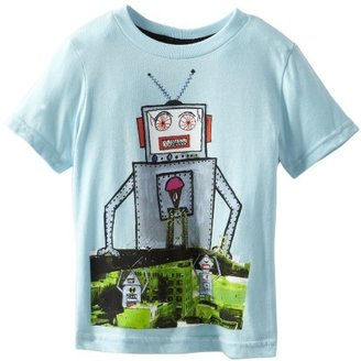 Volcom Boys 2-7 Kid Creature FA Short Sleeve Tee Youth