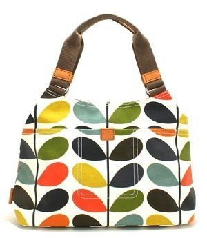 Orla Kiely Nautical Stem Print Classic Shoulder