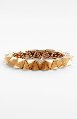 Carole Spike Stretch Bracelet