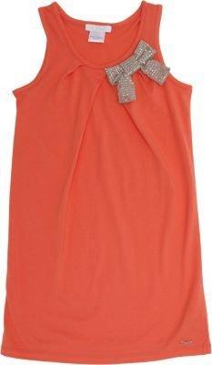 Chloé A-Line Jersey Bow Dress