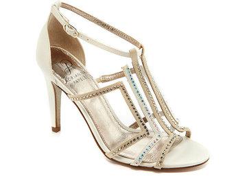 Adrianna Papell Emilia Art Deco Dress Sandals