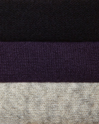 Vince Split-Hem Cashmere Sweater