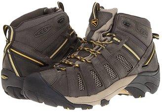 Keen Voyageur Mid (Raven/Tawny Olive) Men's Hiking Boots