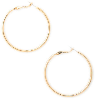 Lori's Shoes Small Polished Hoops