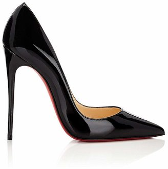 Christian Louboutin Women's So Kate Patent Leather Pumps