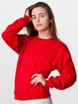 American Apparel Unisex California Fleece Pullover