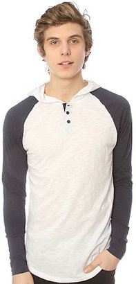 All Day The Baseball Henley Hoody