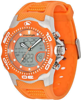 Freestyle 'Shark x 2.0' Dual Movement Sport Watch