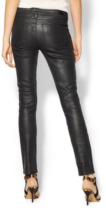 Paige Edgemont Wax Coated Ultra Skinny