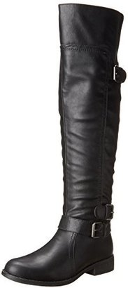 Madden Girl Women's Chrysler Equestrian Boot $89.95 thestylecure.com