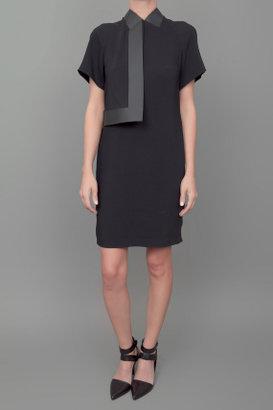 Alexander Wang Bonded Dress Black