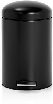 Brabantia 3.2 Gallon Retro Pedal Bins with Motion-Control Lids