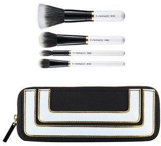M·A·C MAC 'Stroke of Midnight' Mineralize Brush Kit (Limited Edition) ($141 Value)