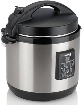Fagor Slow Cooker, 6 Qt. Multi-Use Electric