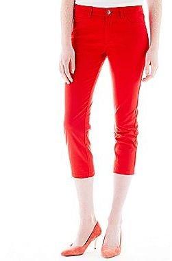 Joe Fresh Joe FreshTM Color Skinny Cropped Jeans
