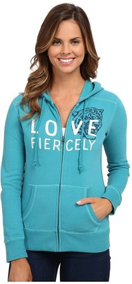 Life is good All Good Zip Hoodie $68 thestylecure.com
