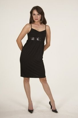 Sweetees Manila Dress in Black