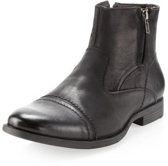 Robert Wayne Conley Side-Zip Boot, Black