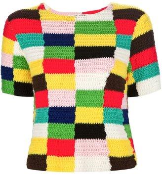 Comme des Garcons Vintage hand-knit top