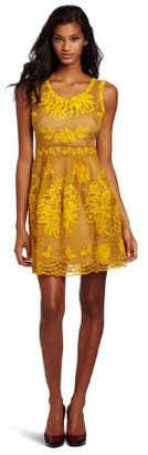 Yoana Baraschi Women's Flower Party Dress