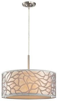 Autumn Breeze 3-Light Pendant Lamp