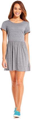 Keds Juniors Dress, Short Sleeve A-Line