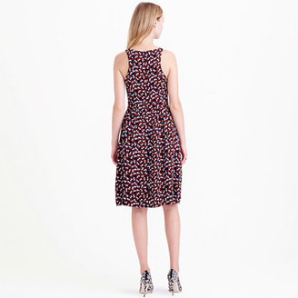 J.Crew Shattered print dress
