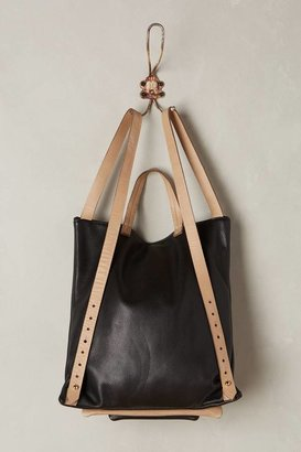 Anthropologie Campos Graded Leather Backpack