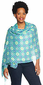 Collection XIIX Collection 18 Tile Mosaic Scarf $17.96 thestylecure.com