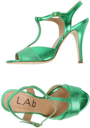 L.A.B High-heeled sandals