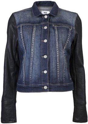 Paige Lenny zip jacket