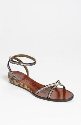 Lanvin Mini Wedge Sandal