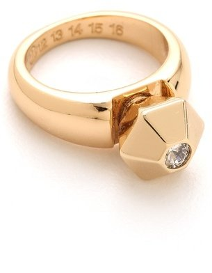 Maison Martin Margiela Covered Crystal Ring