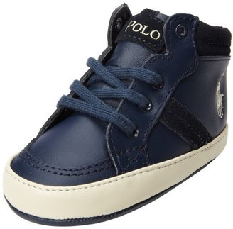 Ralph Lauren Talbound Crib Shoe (Infant/Toddler)