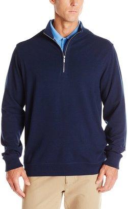 Cutter & Buck Men's Tall Rylands Half Zip Sweater