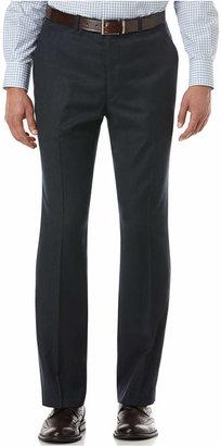 Perry Ellis Portfolio Travel Luxe Slim-Fit Stretch Dress Pants $85 thestylecure.com