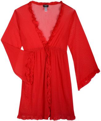 Cosabella Soire Ruffle Robe