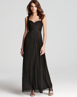 Amsale Gown - Cap Sleeve Sweetheart