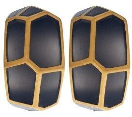 Isharya PYRAMID LUXE Earrings black