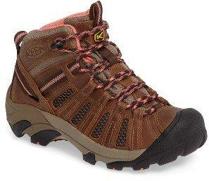 Women's Keen 'Voyageur Mid' Trail Shoe $124.95 thestylecure.com