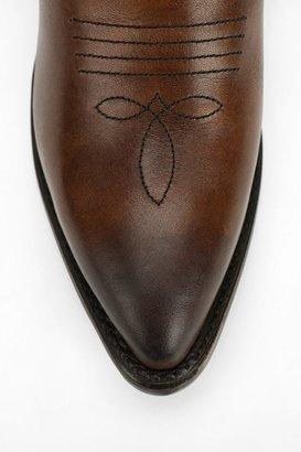 Frye Billy Cross Stitch Ankle Boot