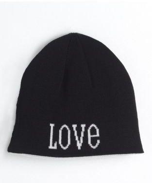 Jonathan Adler Peace & Love Reversible Knit Hat