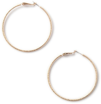 Lori's Shoes Sparkle Hoops