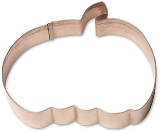 Williams-Sonoma Pumpkin Copper Cookie Cutter