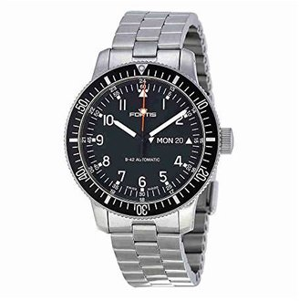 Fortis Men's 647.10.11M B-42 Official Cosmonauts Automatic Dial Watch