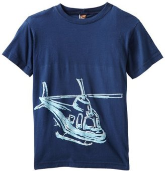 Charlie Rocket Boys 8-20 Helicopter Tee