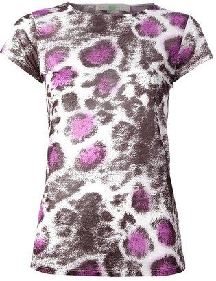 Stella McCartney animal print t-shirt