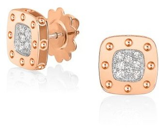 Women's Roberto Coin 'Pois Moi' Diamond Stud Earrings $2,000 thestylecure.com